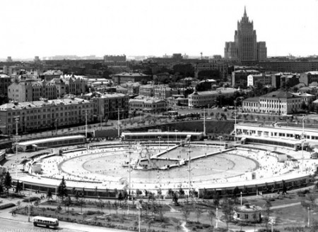 moscow swimming pool